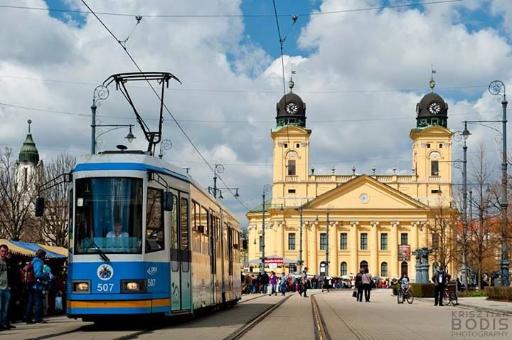 Budapest is lovely, but I'd love to explore Debrecen, Hungary! #EurailWinterWin