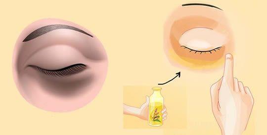 L'olio naturale che elimina le occhiaie in pochi minuti