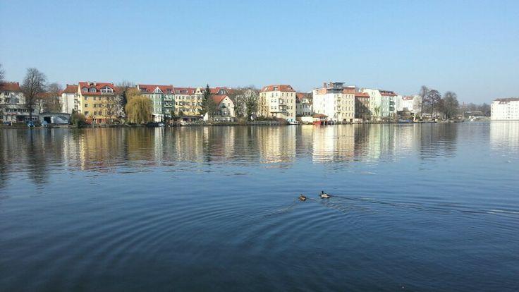 Wasser reichster Stadtteil von Berlin  heißt Köpenick