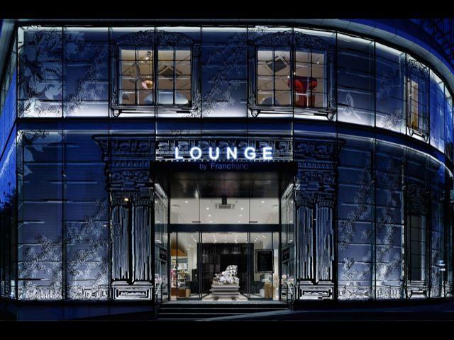LOUNGE by Francfranc / ラウンジ バイ フランフラン店舗(物販) | WORKS | MAXRAY