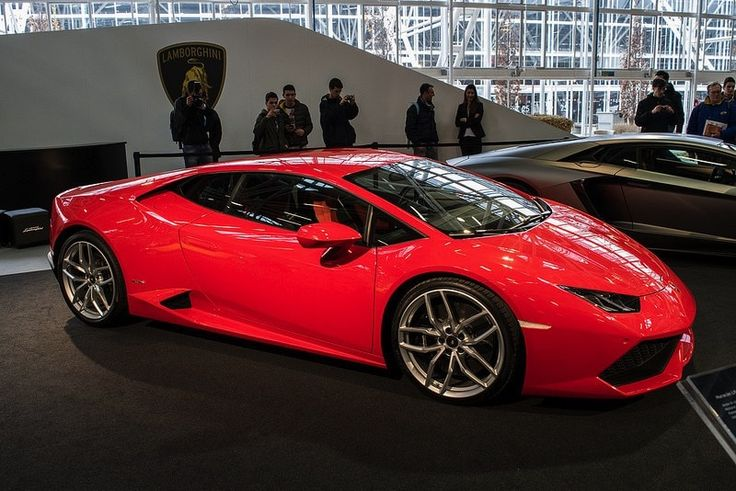 Lamborghini – Super Car Center