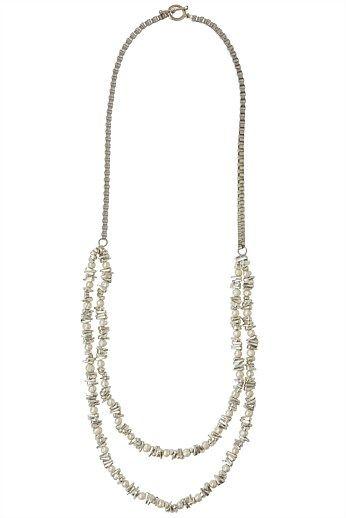 Opera Necklace - Designer Women's Clothes Online
