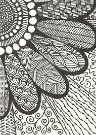 Resultado de imagen para zentangle patterns for beginners