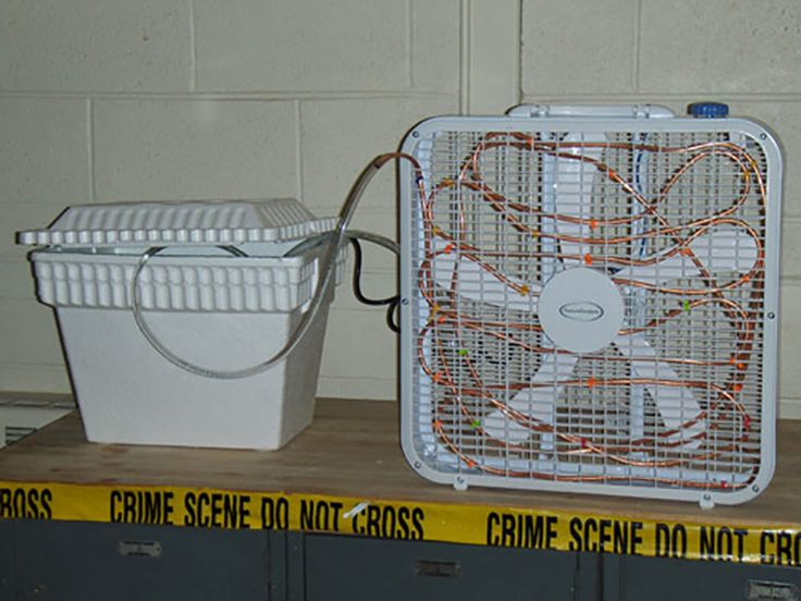 """There are all kinds of DIY air conditioners you can make at home. Some are easier to make than others, but they all work quite well. The 5 we came up with will keep you cool, and they only cost a few cents per day to run. Most of them can be made for $15 or less.Here's what one of our readers had to say about one of the AC's below """"I know from personal experience. Using this little contraption in place of our AC last Summer saved us $$200 a month""""These are meant to be room, or space…"""