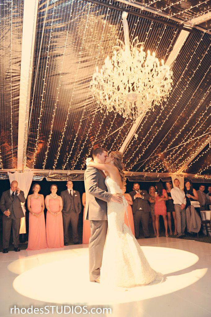 Tent wedding chandelier by signature chandeliers photo by rhodes tent wedding chandelier by signature chandeliers photo by rhodes studios tentwedding chandelier chandelier rentals pinterest wedding aloadofball Gallery