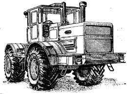 Картинки по запросу трактор рисунок чертеж