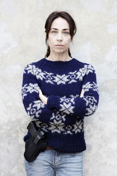 Sarah Lund, Forbrydelsen, woman, portrait, photografi, tv,-serie, famous