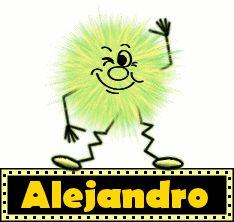 Alejandro nombre imagenes