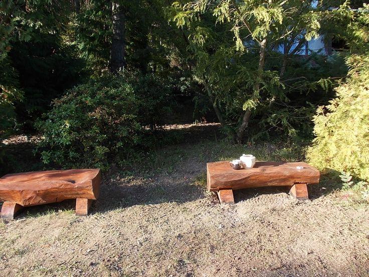 zahradní lavičky ... více zde: http://archivace.tumblr.com/post/152782851748/vyhotovování-zahradních-laviček