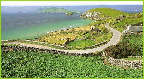 Couminole Dingle Peninsula County Kerry Ireland Has Been Called The Most Beautiful Spot In