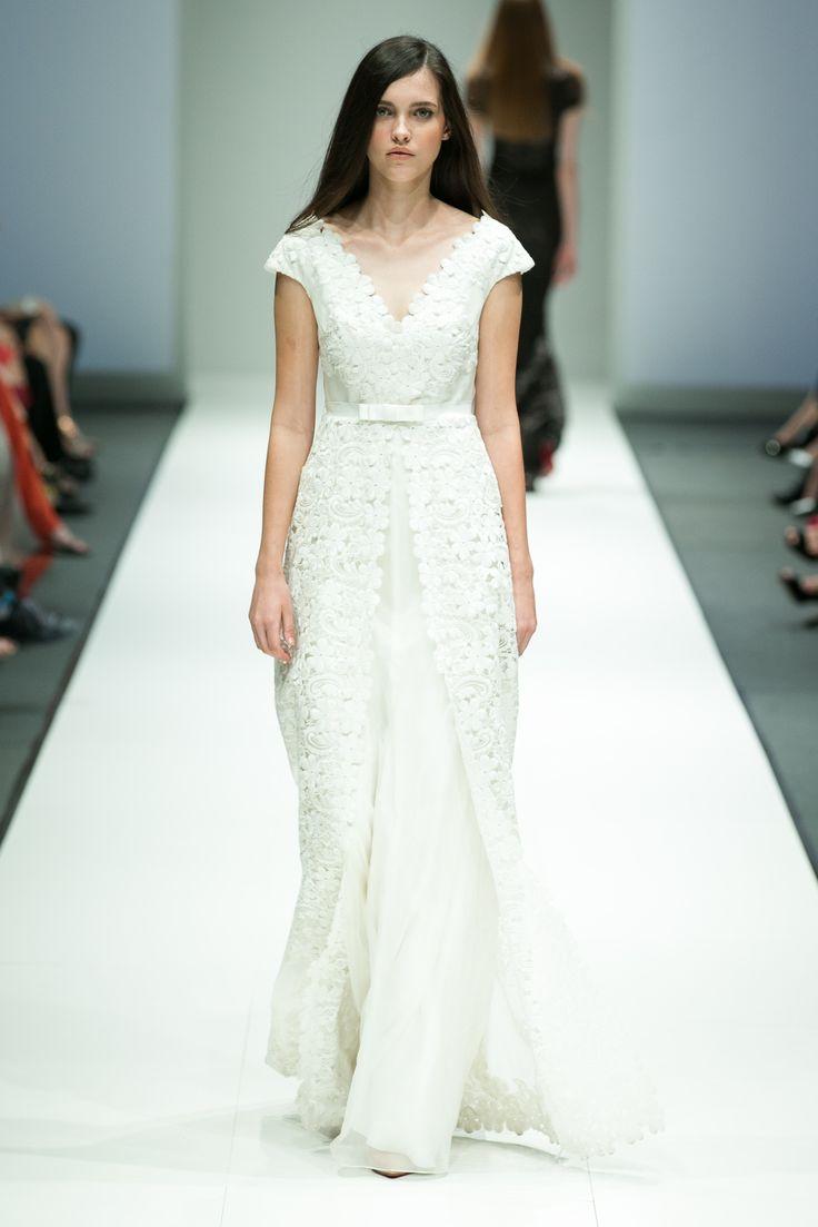 Collette Dinnigan Singapore Audi Fashion Festival AW13