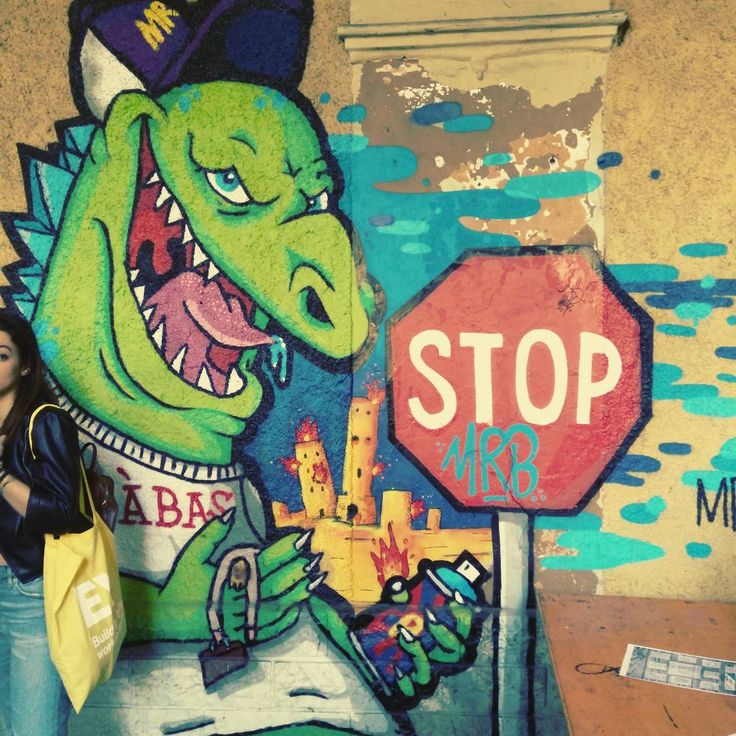 Graffiti @ Labas - Bologna