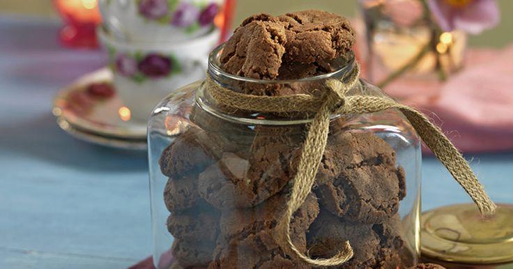 Recept chokladdrömmar med kola