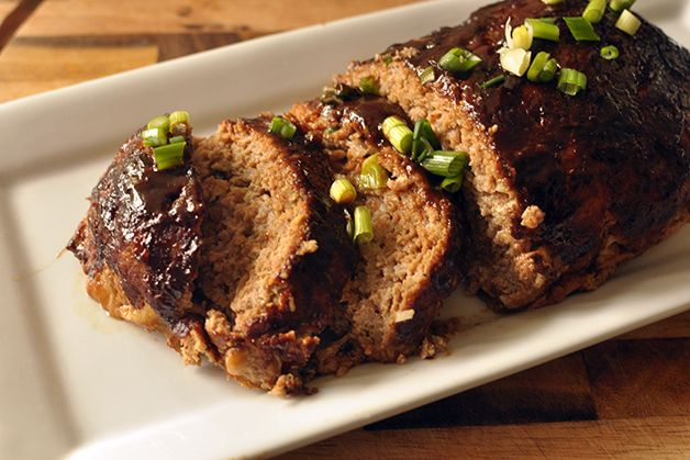 A Comfort Food Twist: Asian-Style Meatloaf