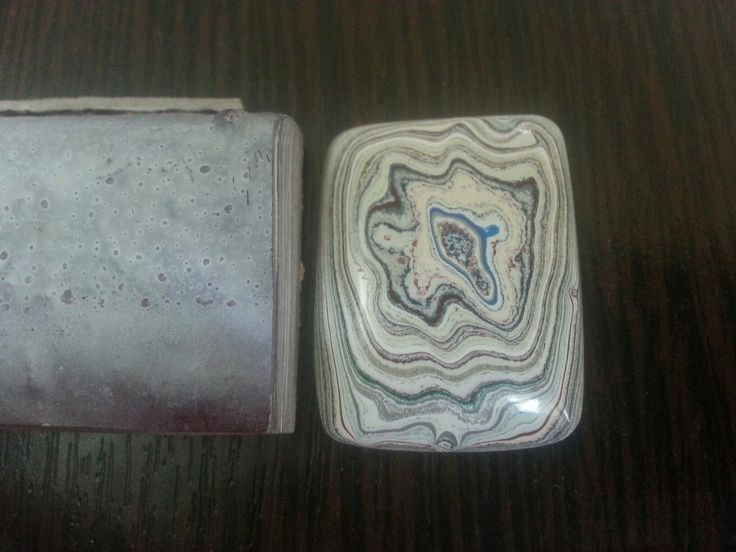 Fordite from PaintLab