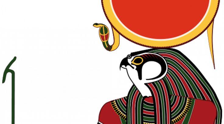 Den egyptiske solgud var en omskiftelig verdensherre   Religion.dk