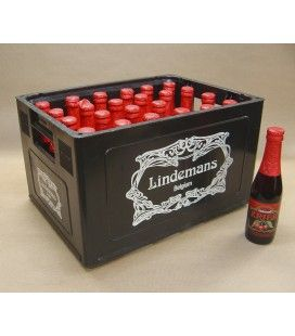 Lindemans Kriek full crate 24 x 25 cl