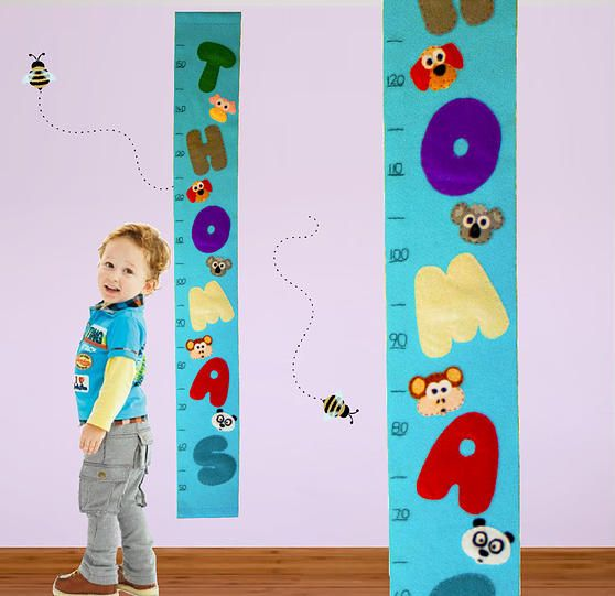 Tree Growth chart - www.felt-creations.com