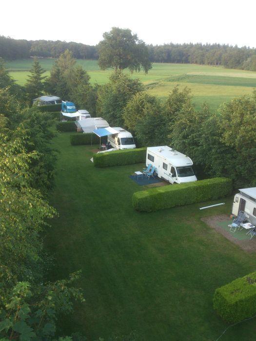 SVR camping de Kleverkamp, kamperen bij de boer, Diepenveen, Deventer