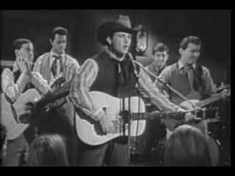 Rick Nelson Sings Country On The Ozzie Harriet Show Cowboy Serenades Old Fashion Fiddle