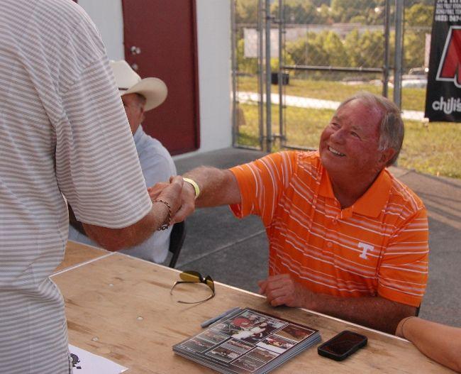Larry Utsman, Racers Reunion, Kingsport Speedway,The Johnson City Press Online 2015