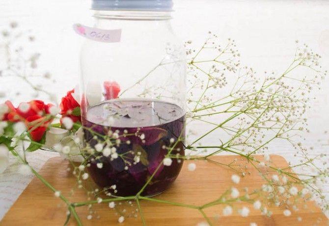 Szépítő rózsaolaj házilag