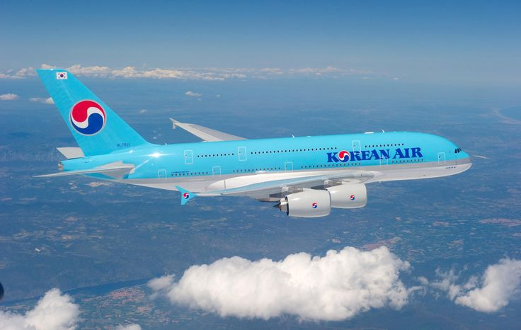 airbus a380 interior | Korean Air Takes Delivery of First Airbus A380 | Airline Reporter ...