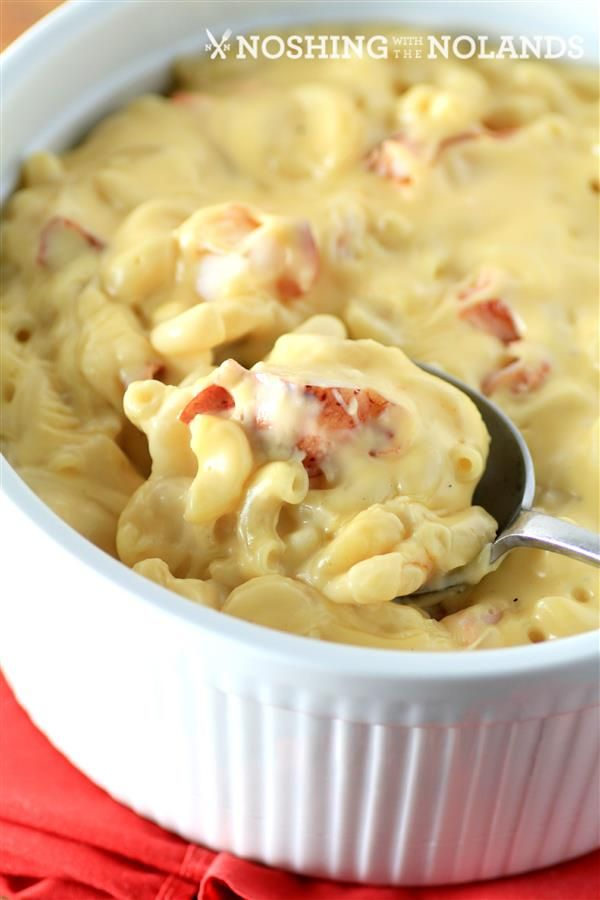 Lobster Cheese by Noshing and With Stovetop  Custom  The Macaroni jordans          Nolands shoes newest