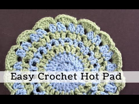 Free Printable Crochet Hot Pad Patterns : 25+ best ideas about Crochet potholders on Pinterest ...