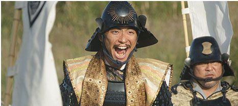 これまで頼りない秀忠だったのに、最後に信繁が家康を撃つのを阻むとは! ---Miki  最終回 NHK大河ドラマ『真田丸』