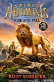 """Rise and Fall (Spirit Animals Series #6) another long series like 39 clues. An exciting adventure for 4 kids who are able to """"call"""" their spirit animals, setting off a prophecy when the 4 kids call legendary animals. I rate this series 2 stars"""