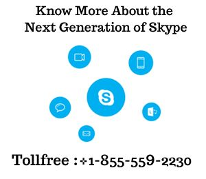 Enhanced Features of New Generation Skype  Skype is one of the instant messaging apps to share your text messages and video messages. To know about the new generation Skype read here: https://www.microsoft-help-desk.com/whats-new-on-next-generation-skype/ If you have any doubt about the #Skype call our #MicrosoftSkypeSupport @ 1-855-559-2230