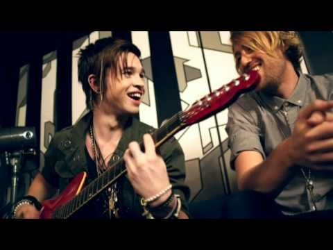 Reece Mastin - Good Night I think he's adorable. I can't wait to see him in another three years.