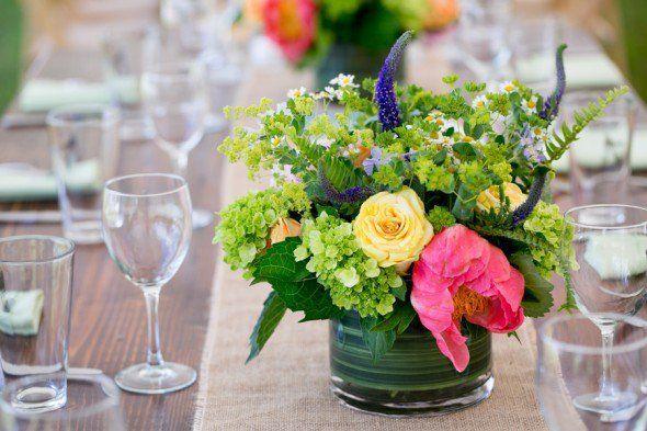 Элегантные Свадебные цветы