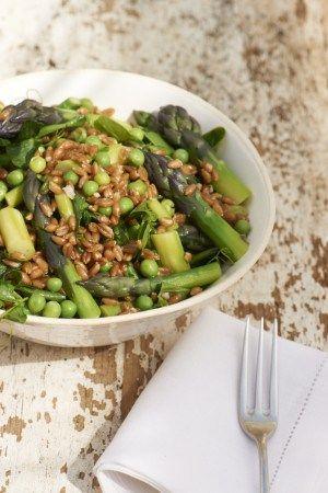 Asparagus,+Spelt,+Pea+