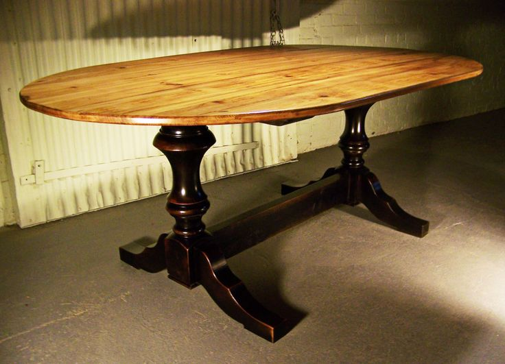 35 best images about Refinished Oak Tables on Pinterest  : b443af45b393298eb4bee4930cfc7fdd barn wood tables reclaimed wood tables from www.pinterest.com size 736 x 531 jpeg 57kB