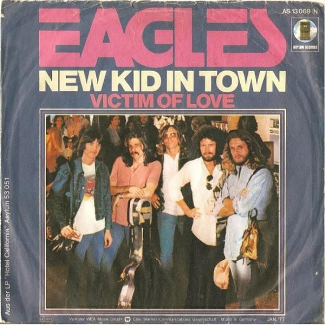 """Glenn Frey's 10 Best Vocals With Eagles and Solo: Eagles - """"New Kid In Town"""" (1976)"""