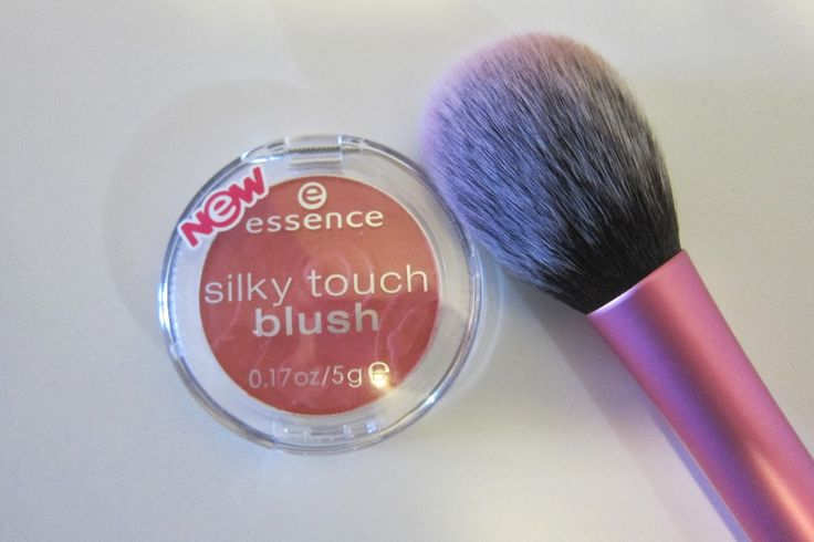 Australian Makeup and Skin care: Essence Silky Touch Blush Review