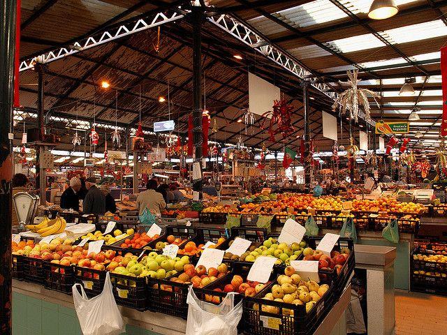 Mercado Municipal Engº Silva | Food Market, Figueira da Foz, Centro de Portugal Region, Portugal