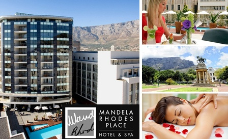 Experience Cape Town! Mandela Rhodes Place Hotel & Spa 4-star studio, superior or deluxe apartments for 2 from R1239 per night http://www.cityslicker.co.za/team.php?id=4300&_sid=11