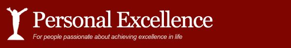 Personal Excellence-so many great lists to help you focus on so many areas of your life!  Awesome!!!