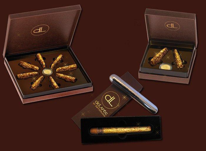 Most Expensive Chocolate DeLafee's Luxury Chocolates