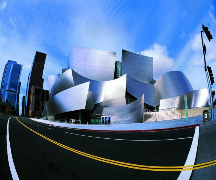 Michael Doster, Walt Disney Musical Hall Frank Gehry, 2013