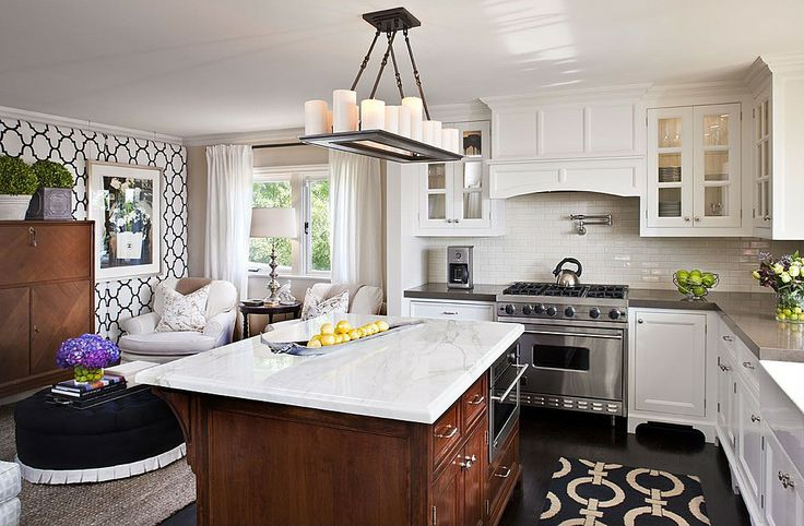 Eclectic Kitchen - Find more amazing designs on Zillow Digs!