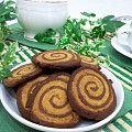 Песочное печенье Зебра