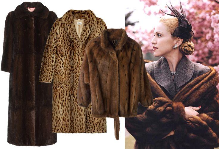 Лучшие шубы мирового кино Эва Перон, «Эвита»  Первая леди Аргентины Эва Перон и в жизни, и в исполнении Мадонны любила мех. Статус располагал к такому увлечению. В фильме она носила норковое пальто цвета темного дерева, но и скромного фасона леопардовая шуба, и винтажный жакет с просторными рукавами наверняка пришлись бы ей по душе.    #artstoria #fur #fashion #model #supermodel #woman #summer #top #follow #like #stars #style #модель #мода #стиль #имидж #шуба #лето #2017 #мех #топ #beauty…