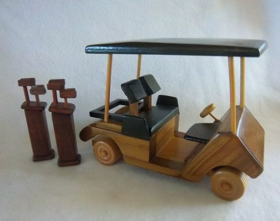 Wooden golf cart plans woodworking projects plans for Golf cart plans