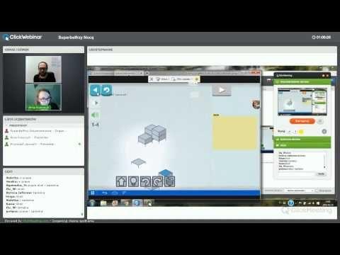 Webinar Superbelfrów (6) - Programowanie dla początkujących - YouTube
