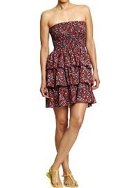 I love this dress from Old Navy!