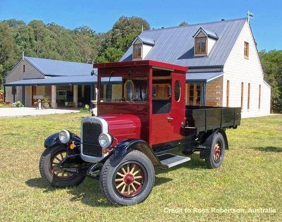 chevrolet truck credit ross robertson australia